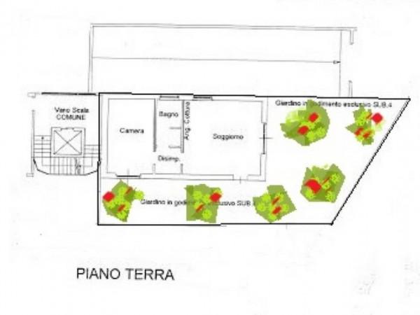 Appartamento in vendita a Legnano, Legnarello, 72 mq - Foto 6