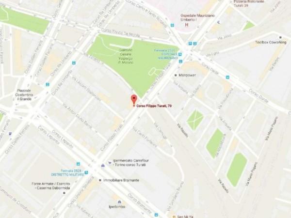 Appartamento in vendita a Torino, Crocetta, 115 mq - Foto 3
