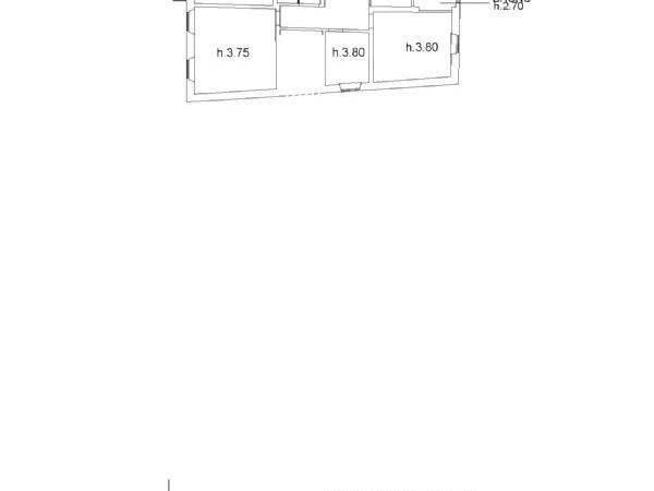 Appartamento in vendita a Campi Bisenzio, Centrale, 350 mq - Foto 2