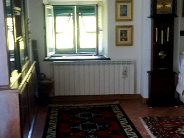 Villa in vendita a Recco, Ageno, Con giardino, 150 mq - Foto 6