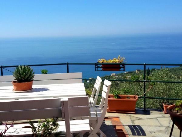 Villa in vendita a Recco, Ageno, Con giardino, 150 mq - Foto 12