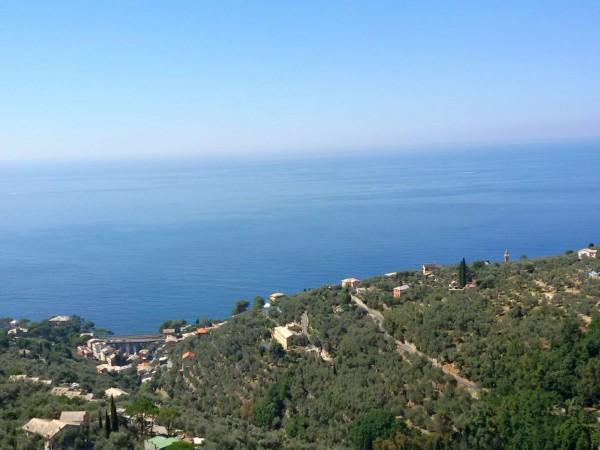 Villa in vendita a Recco, Ageno, Con giardino, 150 mq