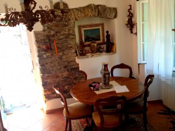 Villa in vendita a Recco, Ageno, Con giardino, 150 mq - Foto 11