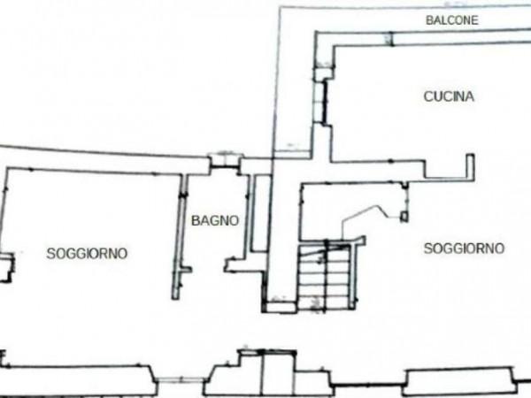 Villa in vendita a Recco, Ageno, Con giardino, 150 mq - Foto 4