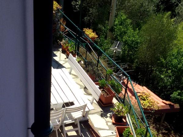 Villa in vendita a Recco, Ageno, Con giardino, 150 mq - Foto 8