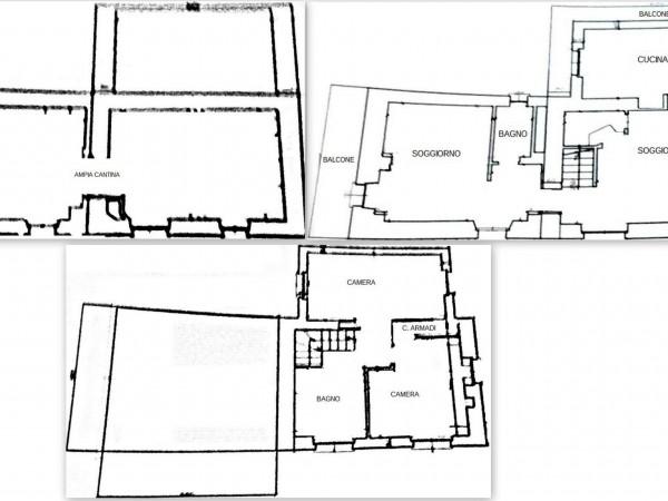 Villa in vendita a Recco, Ageno, Con giardino, 150 mq - Foto 5