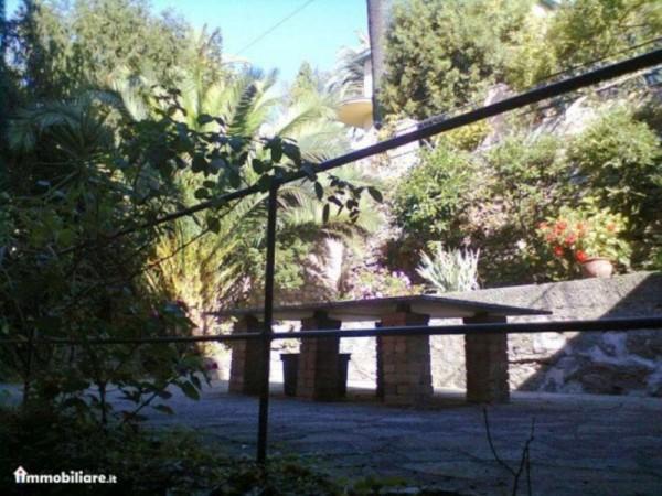Appartamento in vendita a Rapallo, Tuia, Con giardino, 90 mq - Foto 21