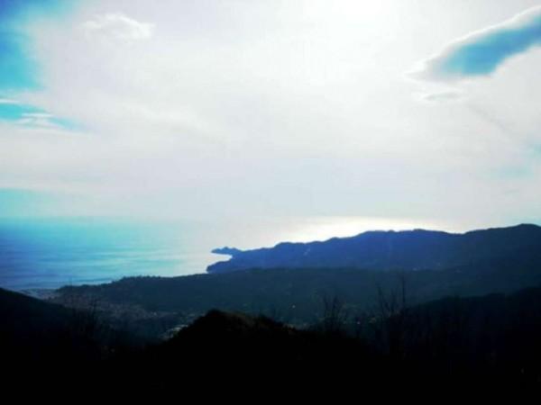 Rustico/Casale in vendita a Rapallo, Chignero, Con giardino, 220 mq