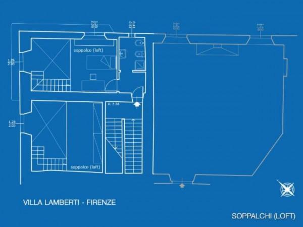 Appartamento in vendita a Firenze, Con giardino, 200 mq - Foto 11