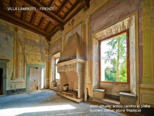 Appartamento in vendita a Firenze, Con giardino, 200 mq - Foto 9