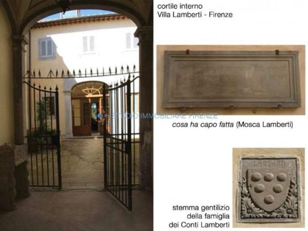 Appartamento in vendita a Firenze, Con giardino, 200 mq - Foto 14