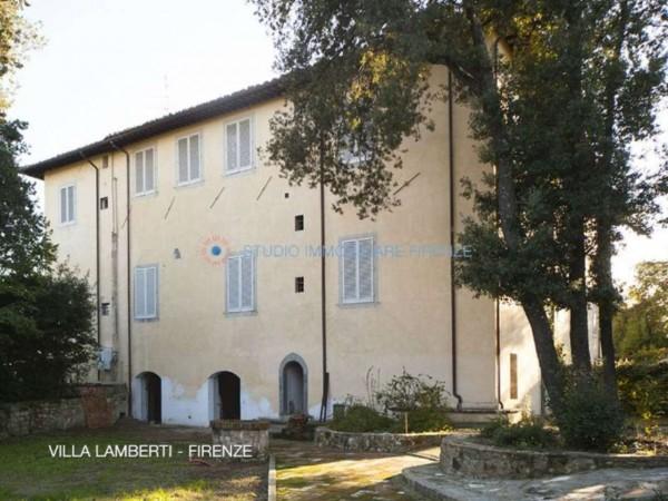Appartamento in vendita a Firenze, Con giardino, 200 mq - Foto 4