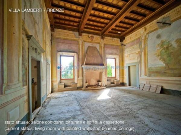 Appartamento in vendita a Firenze, Con giardino, 200 mq - Foto 13