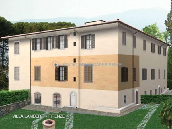 Appartamento in vendita a Firenze, Con giardino, 200 mq - Foto 6