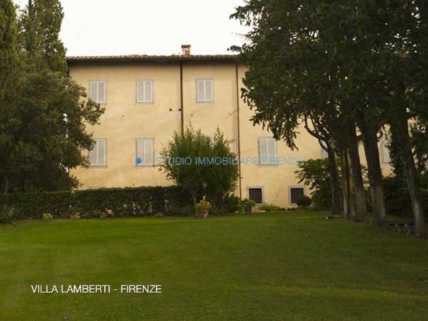 Appartamento in vendita a Firenze, Con giardino, 200 mq - Foto 7