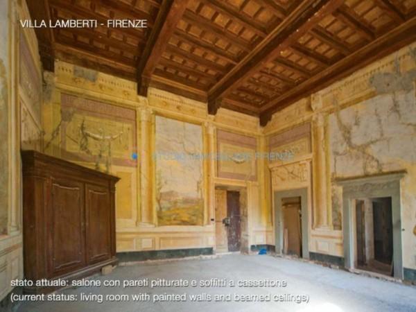 Appartamento in vendita a Firenze, Con giardino, 200 mq - Foto 10