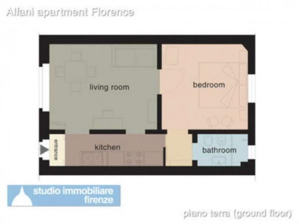 Appartamento in affitto a Firenze, Arredato, 37 mq - Foto 2