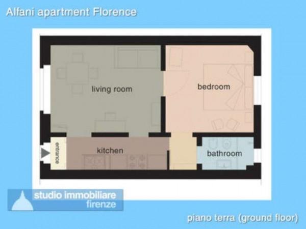 Appartamento in affitto a Firenze, Arredato, 37 mq - Foto 3