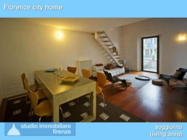 Appartamento in affitto a Firenze, Arredato, 125 mq