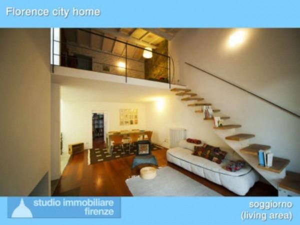 Appartamento in affitto a Firenze, Arredato, 125 mq - Foto 19