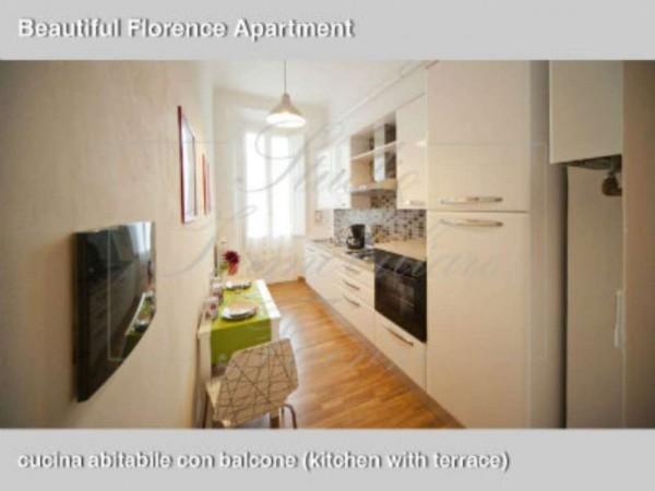 Appartamento in affitto a Firenze, Centro Storico, Arredato, 42 mq - Foto 10