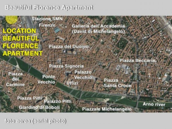 Appartamento in affitto a Firenze, Centro Storico, Arredato, 42 mq - Foto 3