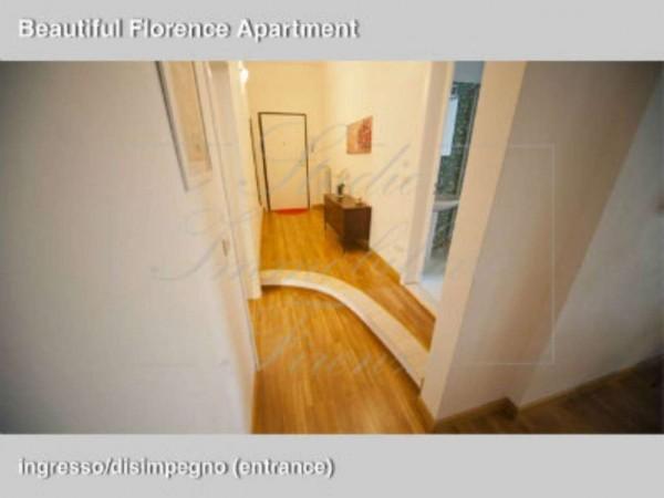 Appartamento in affitto a Firenze, Centro Storico, Arredato, 42 mq - Foto 7