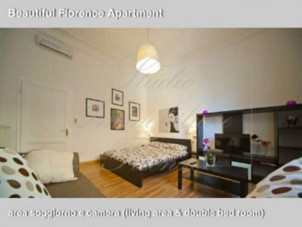 Appartamento in affitto a Firenze, Centro Storico, Arredato, 42 mq - Foto 6