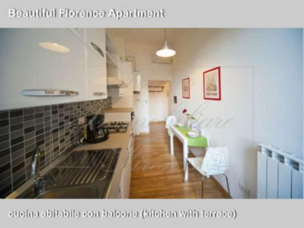 Appartamento in affitto a Firenze, Centro Storico, Arredato, 42 mq - Foto 8