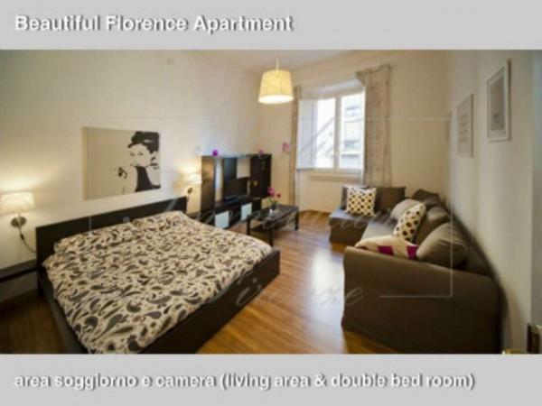 Appartamento in affitto a Firenze, Centro Storico, Arredato, 42 mq