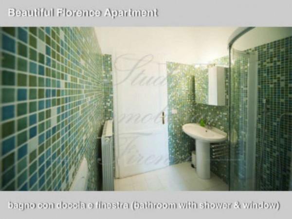 Appartamento in affitto a Firenze, Centro Storico, Arredato, 42 mq - Foto 5