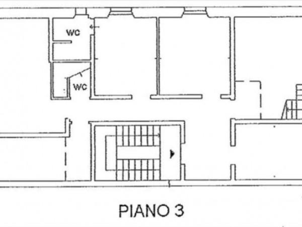 Appartamento in vendita a Siena, 152 mq - Foto 1