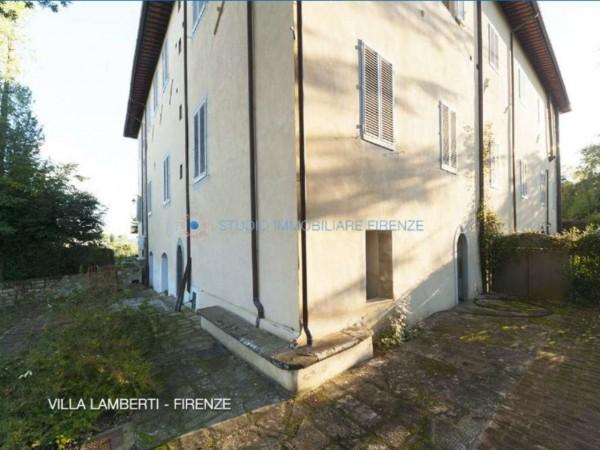 Appartamento in vendita a Firenze, Con giardino, 230 mq - Foto 18