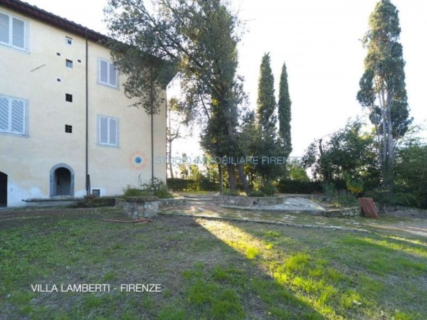 Appartamento in vendita a Firenze, Con giardino, 230 mq - Foto 7