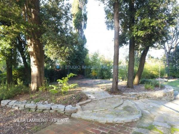 Appartamento in vendita a Firenze, Con giardino, 230 mq - Foto 6