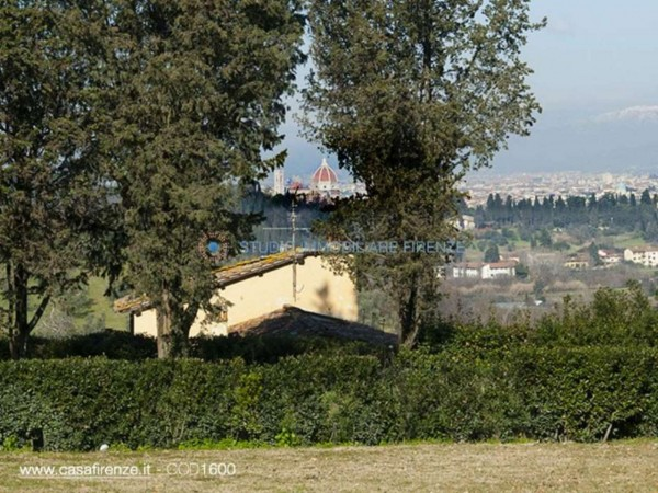 Appartamento in vendita a Firenze, Con giardino, 230 mq - Foto 26