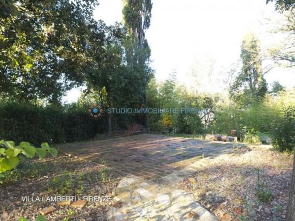 Appartamento in vendita a Firenze, Con giardino, 230 mq - Foto 5