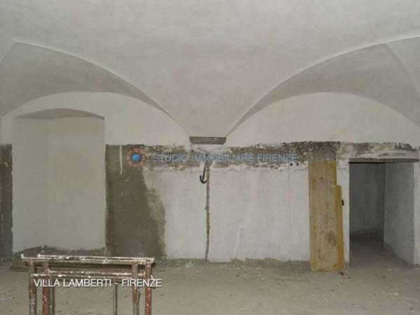 Appartamento in vendita a Firenze, Con giardino, 230 mq - Foto 24