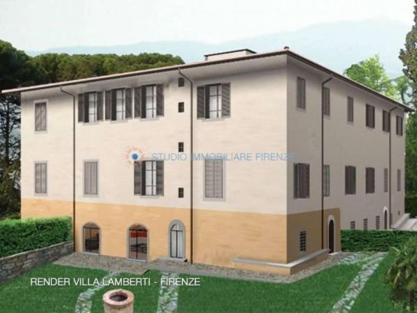 Appartamento in vendita a Firenze, Con giardino, 230 mq - Foto 14