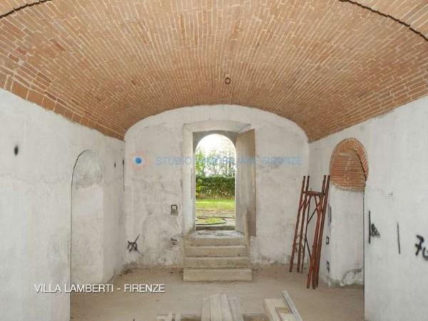 Appartamento in vendita a Firenze, Con giardino, 230 mq - Foto 22
