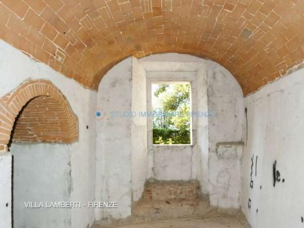 Appartamento in vendita a Firenze, Con giardino, 230 mq - Foto 21