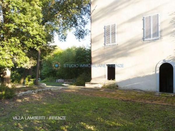 Appartamento in vendita a Firenze, Con giardino, 230 mq - Foto 20