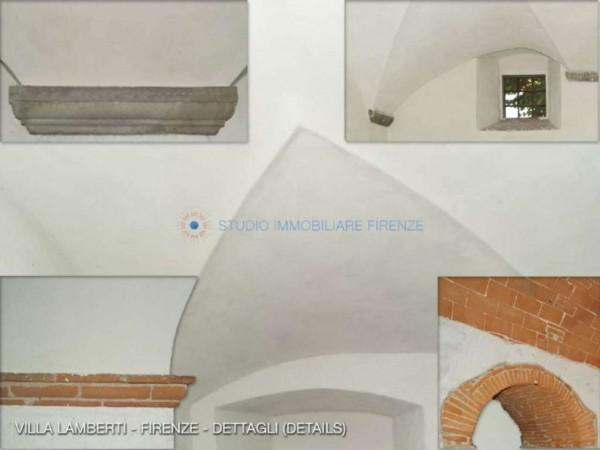 Appartamento in vendita a Firenze, Con giardino, 230 mq - Foto 27
