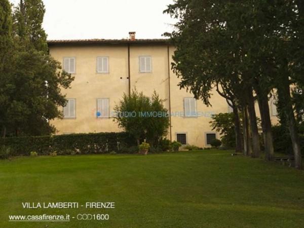 Appartamento in vendita a Firenze, Con giardino, 230 mq - Foto 17