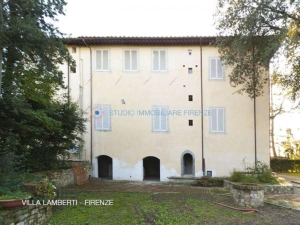 Appartamento in vendita a Firenze, Con giardino, 230 mq - Foto 8