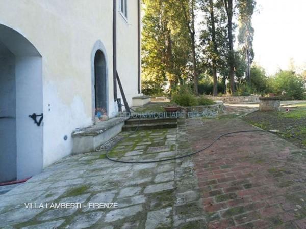 Appartamento in vendita a Firenze, Con giardino, 230 mq - Foto 19
