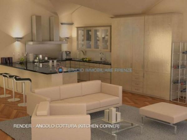 Appartamento in vendita a Firenze, Con giardino, 230 mq - Foto 10