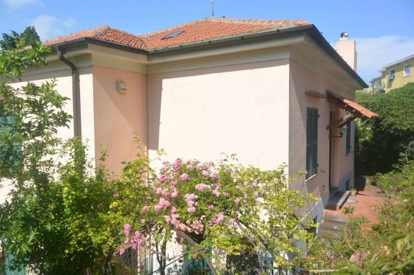 Villa in vendita a Albissola Marina, Pesci Vivi, 200 mq - Foto 5