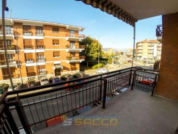 Appartamento in vendita a Piossasco, Centrale, Arredato, 100 mq - Foto 14