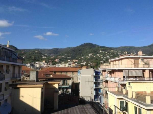 Appartamento in vendita a Rapallo, Centrale - Mare, Arredato, 55 mq